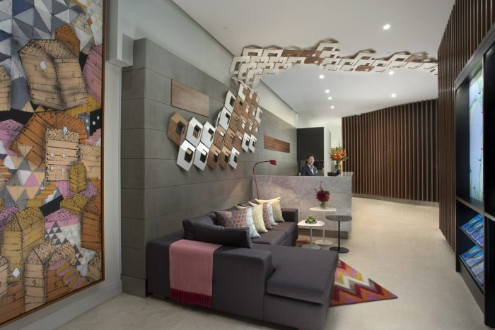 apartment hotel in perth, citadines-st-georges-terrace-perth-reception