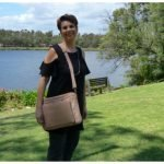 Stylish Leather Handbags by Travel & Living Collection