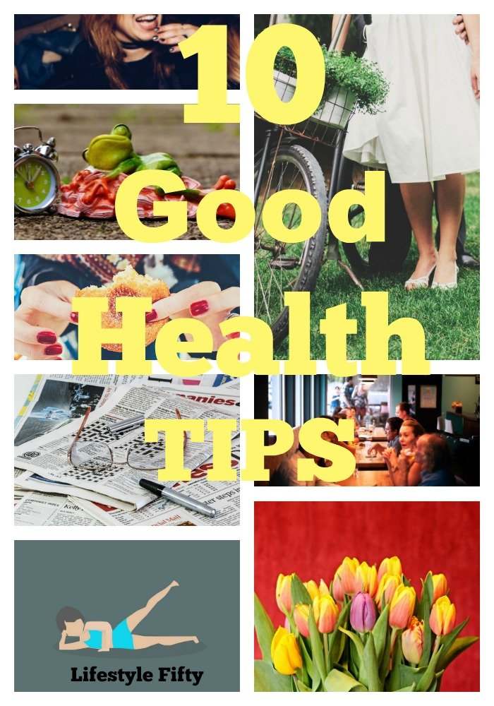 how to maintain good health Rest, relaxation and exercise it can be hard to maintain a healthy lifestyle in  making time to unwind and enjoy life is an important part of maintaining good health.