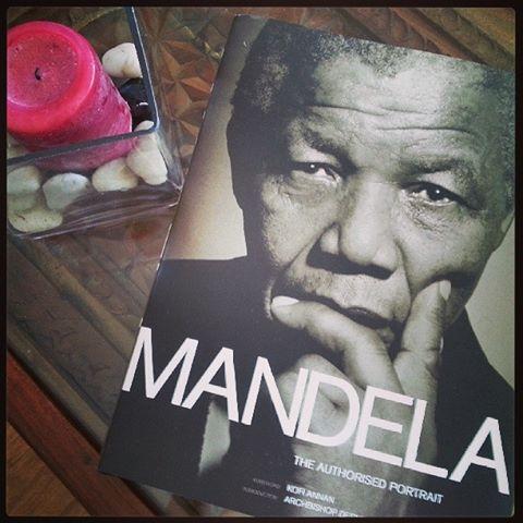 Farewell Nelson Mandela