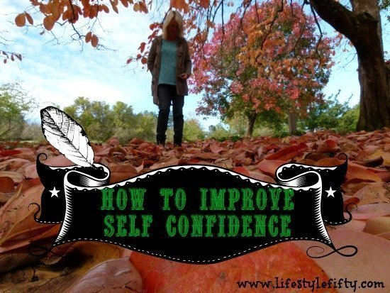 5 Ways to Improve Self Confidence as you Age