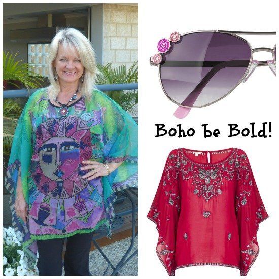 What shall I wear today? Oh Boho!