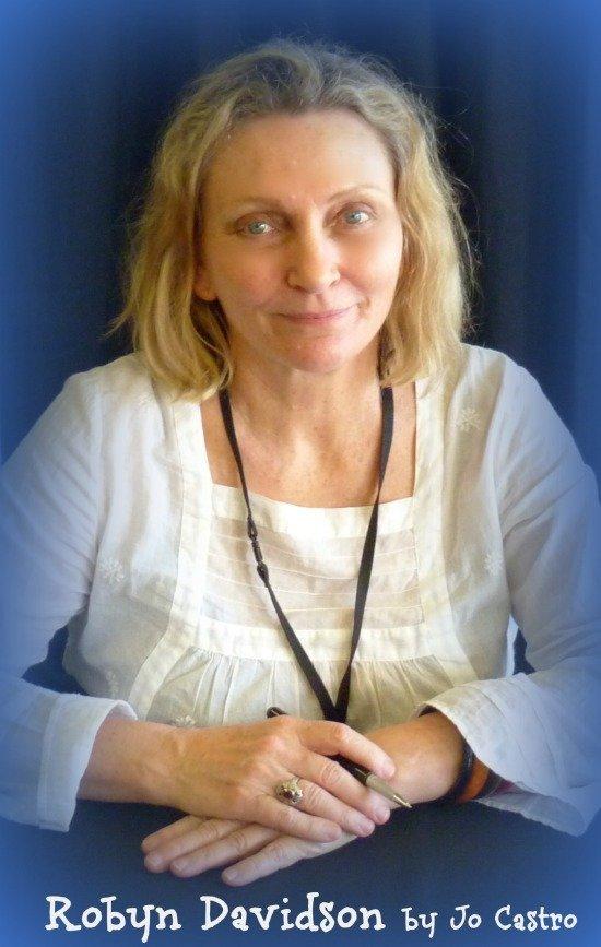 Robyn Davidson 1