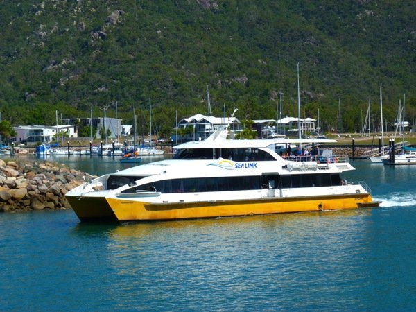 Magnetic Island, Sealink
