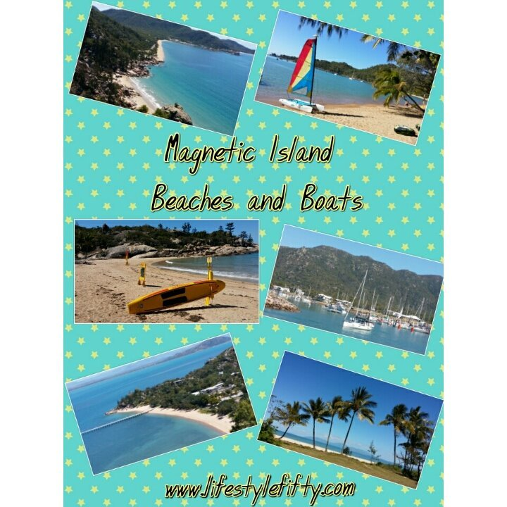 Magnetic Island, beaches, bays