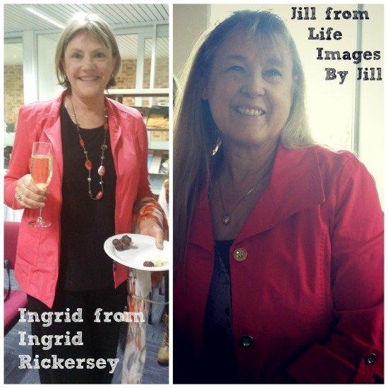 Ingrid and Jill