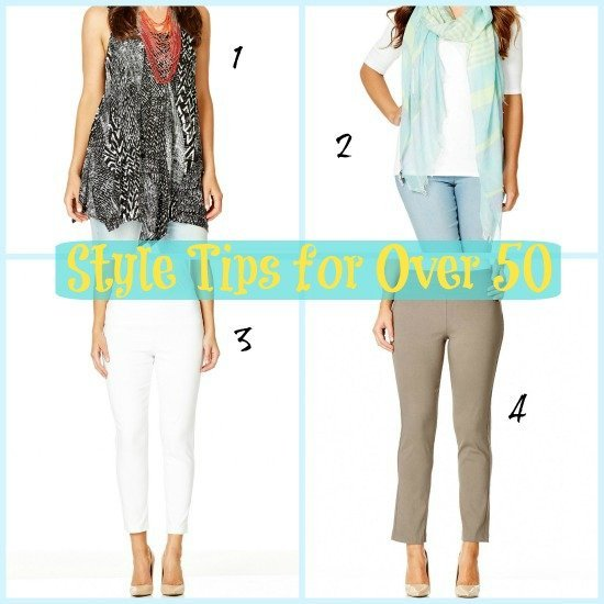 6 Style Tips for Over 50