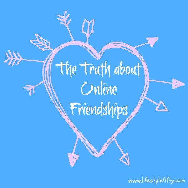 The Truth about online friendships