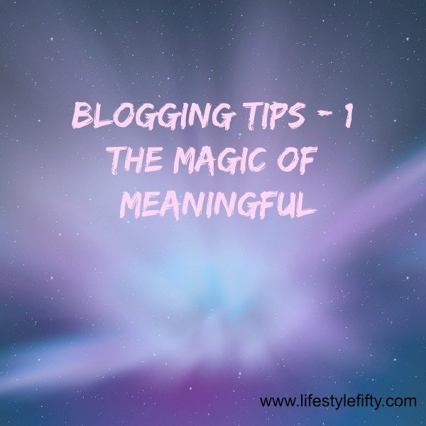 Blogging Tips on Fridays