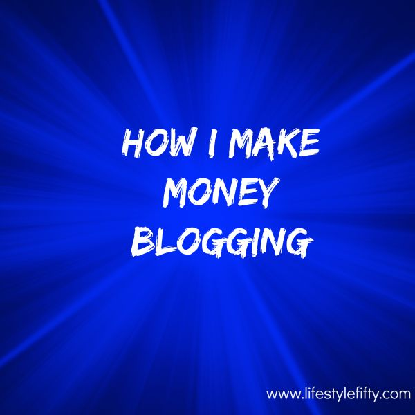 How to make money blogging as a side hustle
