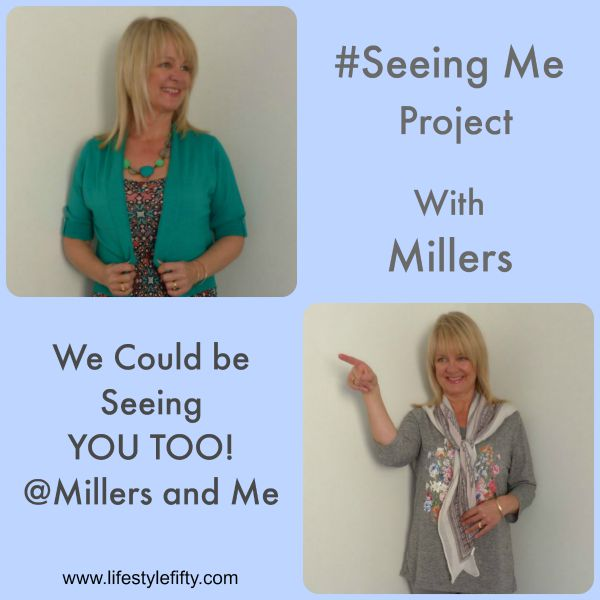 Millers Seeing Me Project and How to Style One Look Three Ways.