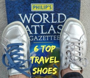 Best Travel Shoes and How to Choose Them Lifestyle Fifty