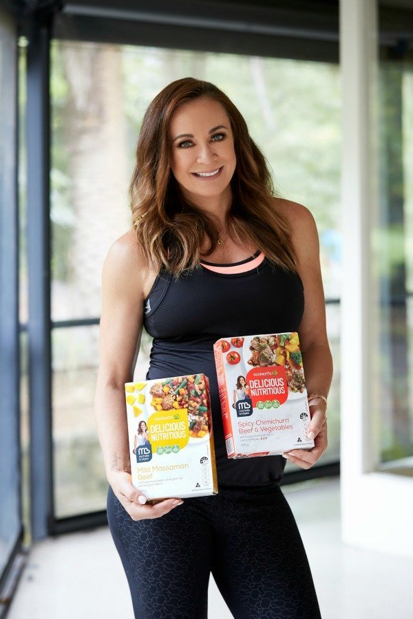 Michelle Bridges health and fitness tips