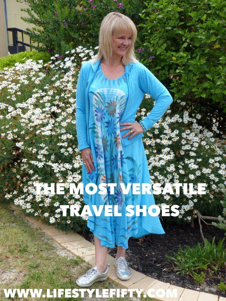 versatile travel shoes