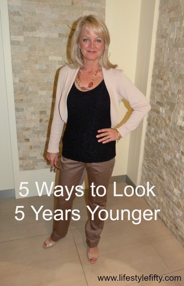 Style tips for over 50s