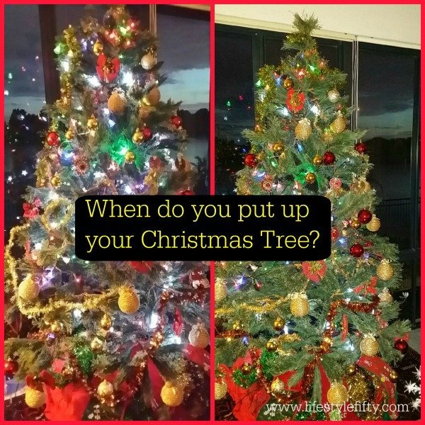 when do you put up your christmas tree - When Do You Put Up Your Christmas Tree