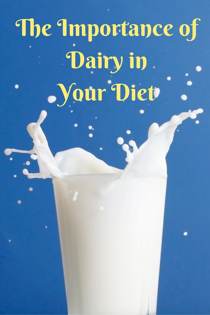 Importance of dairy foods