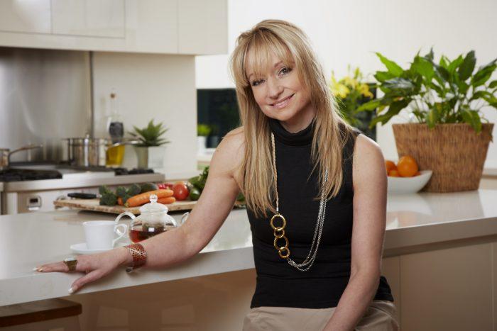 Karina Francois, strawberries for health and beauty