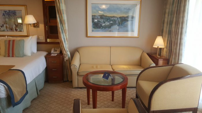 Princess Cruises, STATEROOM