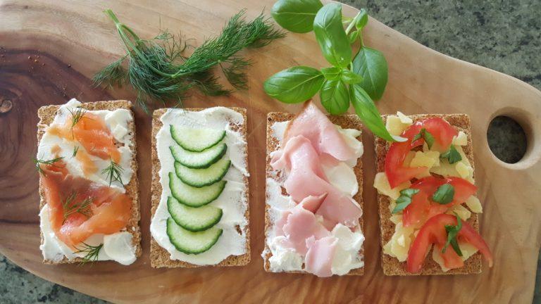healthy cheese snacks, pic of ryvita snacks