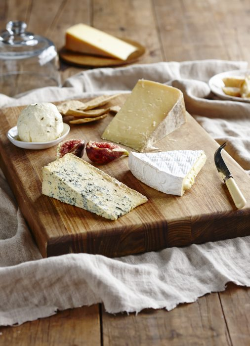 healthy cheese snacks, pic of cheeseboard
