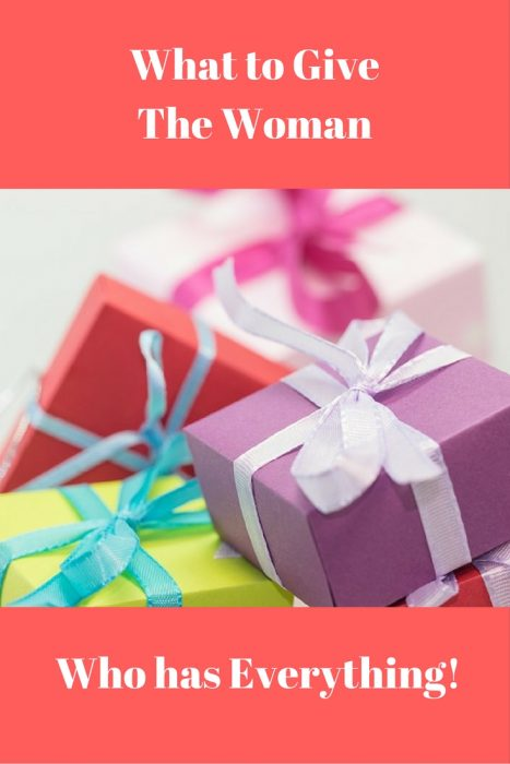 what-to-giveth-woman-who-has-everything, photo of gifts