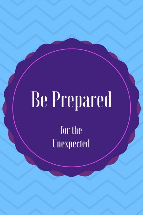 Prepare for the unexpected, have adequate insurance cover