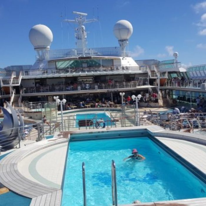 How not to gain weight on a cruise and other essential cruise tips.