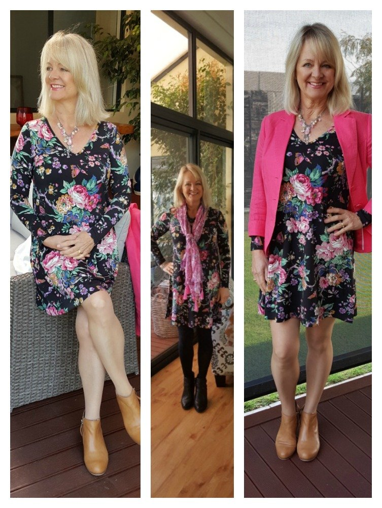 """Dresses are the lazy girl's go to item. Just slip a dress on and go from Wah to Wow! Dress it up, dress it down and feel great - you'll never worry again, """"Does my bum look big in this!"""" Check out this post for some affordable designer dresses."""