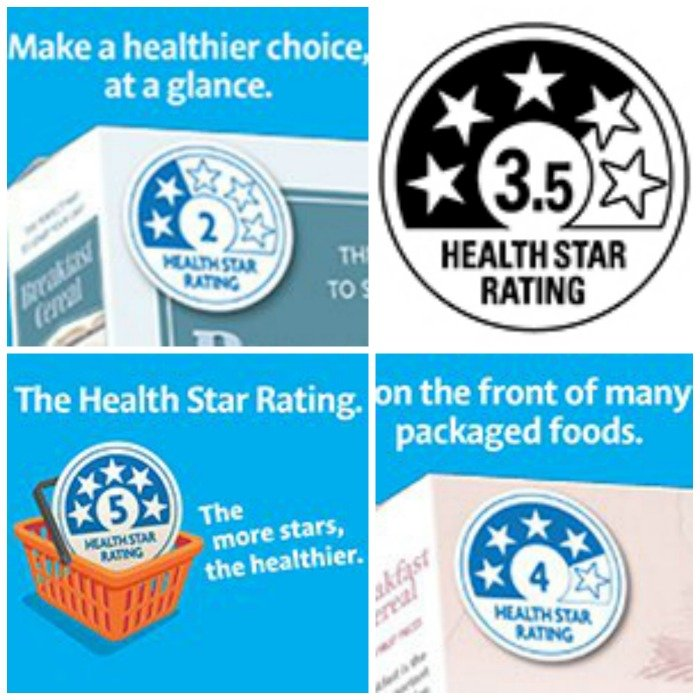 The Health Star rating allocates stars to food products