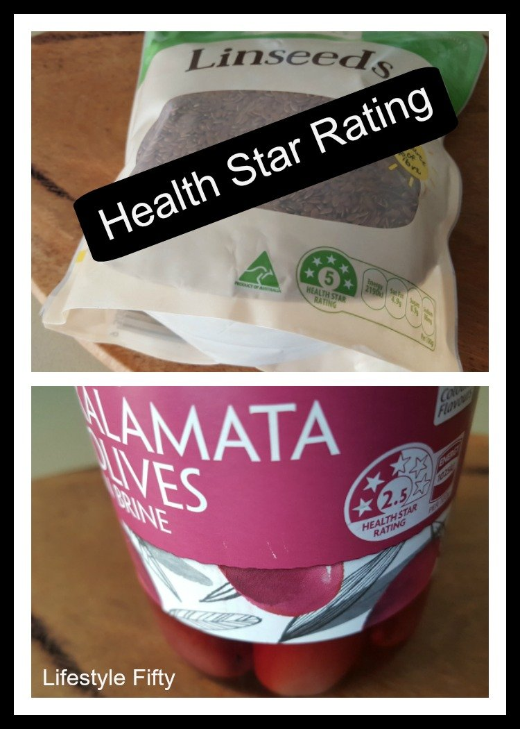 What is the Health Star Rating