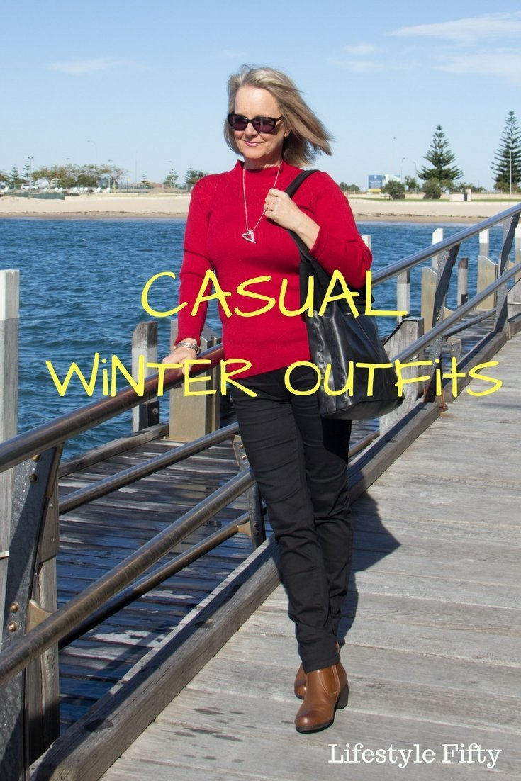 casual winter outfits to keep you snug this season