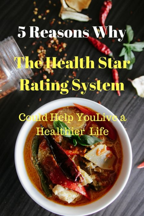 5 Reasons why the Health Star Rating system could help you live a healthier life