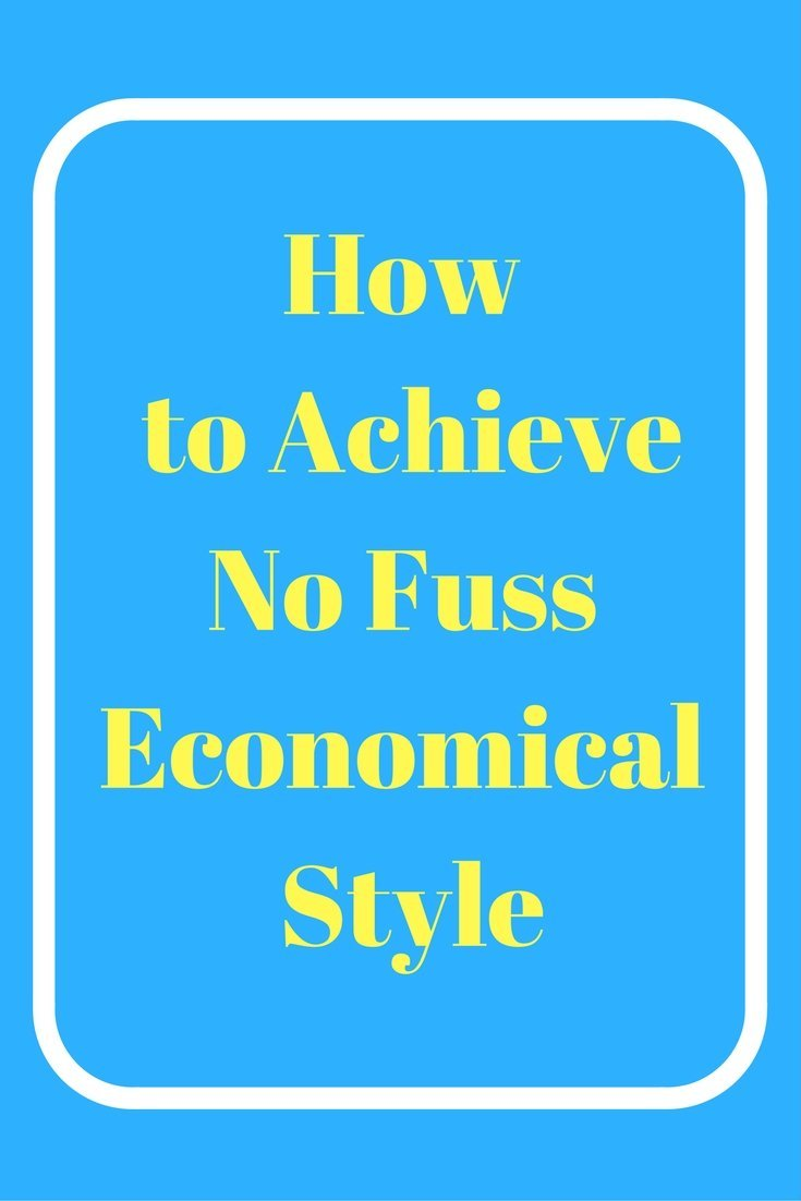 How to achieve economical style
