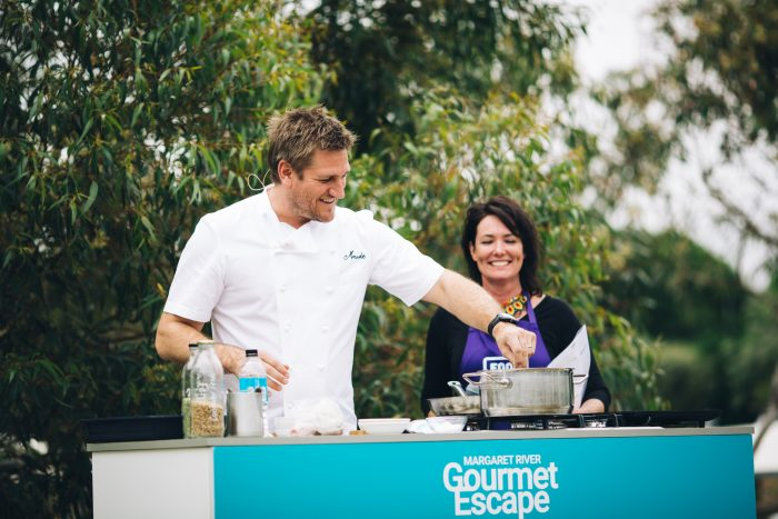 Curtis Stone, celebrity chefs, margaret river