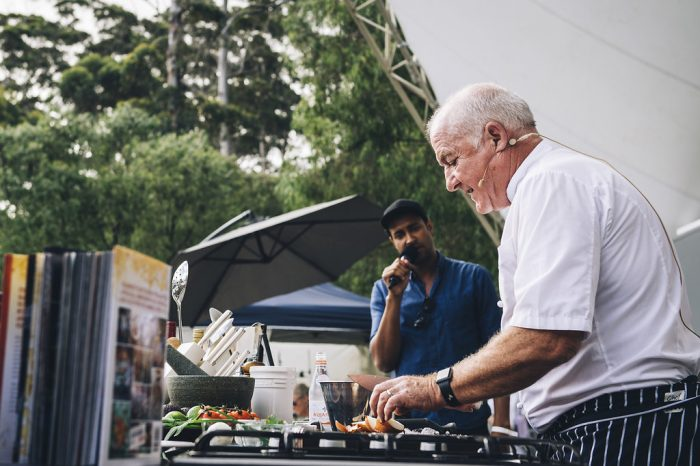 Celebrity Chefs, Rick Stein, Margaret River Gourmet Escape