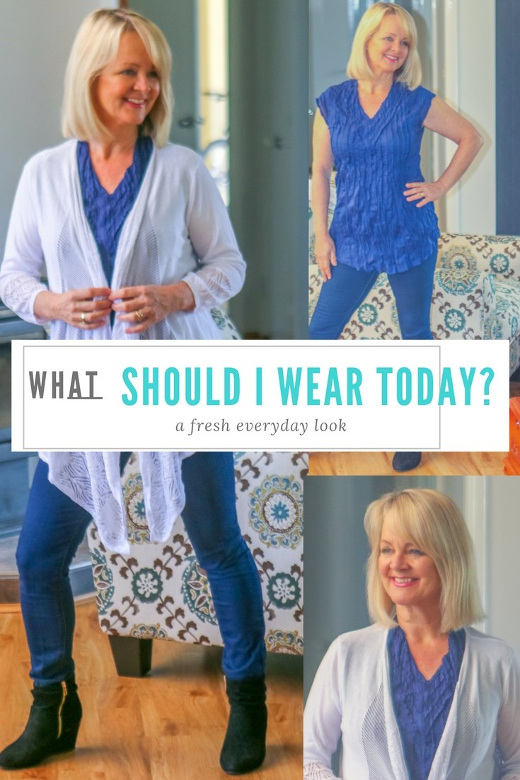 What Should I Wear Today? Tips for a fresh everyday style