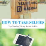 Selfie Poses: How to Take a Super Selfie