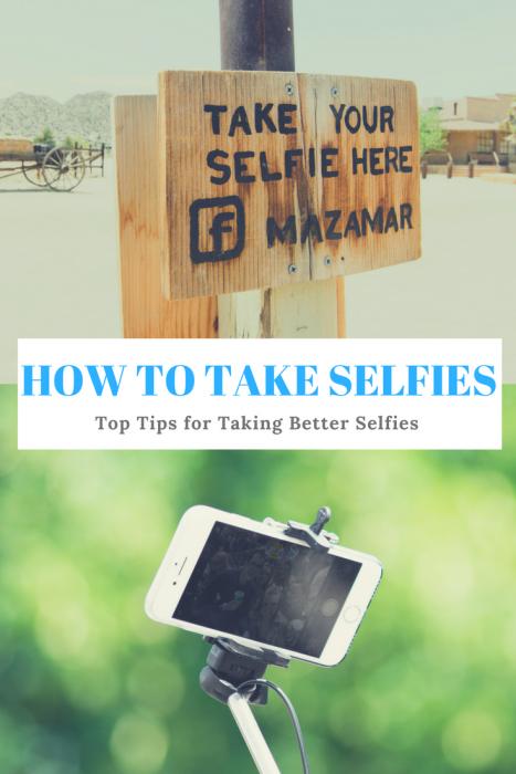 top selfie poses
