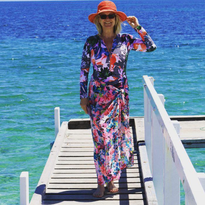 b3c763c8c4 Best Swimsuits for Older Women PLUS 15 Tips for Great Swimwear Style ...