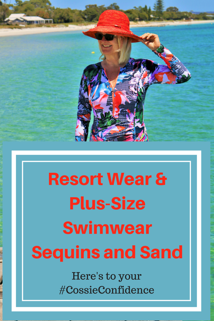 Best swimwear for older women, Plus 15 top tips on choosing the best swimsuit FOR YOU whatever your age. Resort Wear. Plus-Size Swimwear.