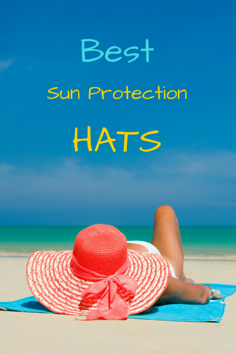 Best Sun Protection Hats. Keep your hat on this summer!