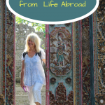 Lessons learnt from life abroad - Memoir Chapter 1