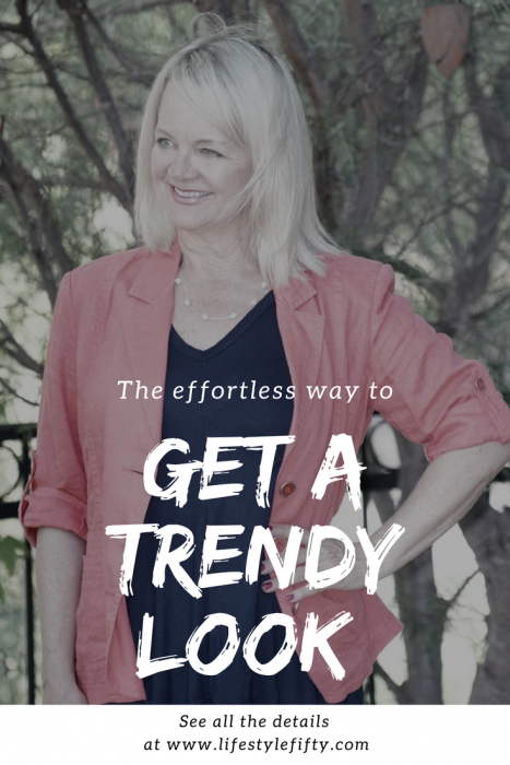 how to get a trendy look