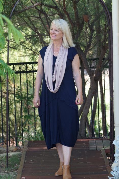 Snoods - trendy clothes for women over 50