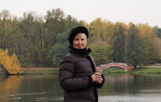 the beret, trendy clothes for women over 50
