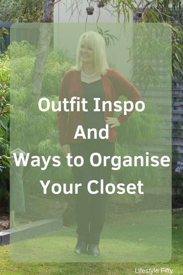 Outfit Inspo and Ways to Organize Your Closet