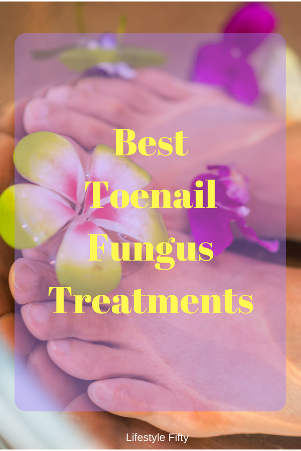 Nail Fungus Treatment Over The Counter - Lifestyle Fifty