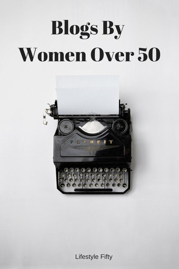 blogs by women over 50