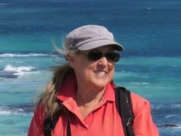 Women over 50 who blog, Jill Harrison